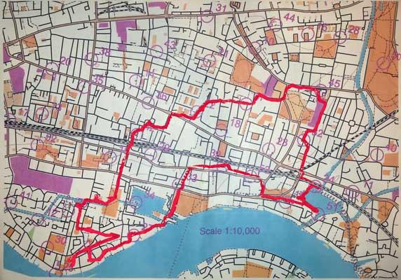 Street-O Map