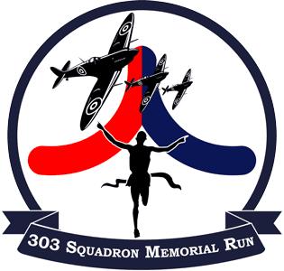 303Run logo