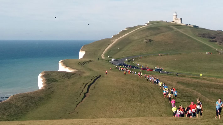 Beachy Head 10k