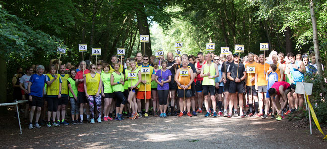 Black Park pacers June 2017
