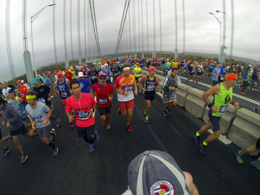 2017 New York Marathon