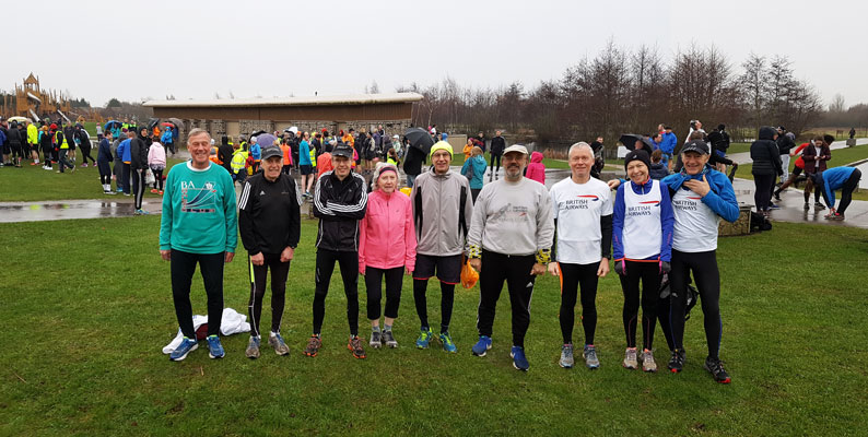 Northala Fields parkrun