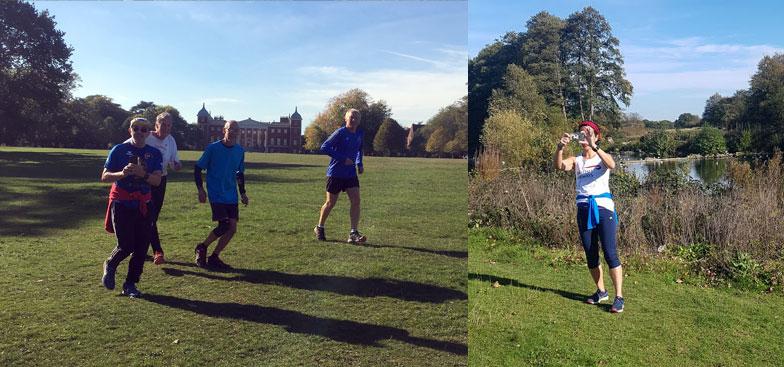 Osterley NOW run