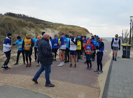 KLM Beach Race 10k Start