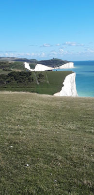 Beachy Head Marathon Cliffs