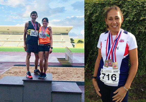 2018 BMAF Medal winners