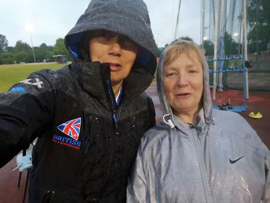 Rainy Hillingdon