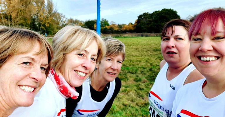 Surrey League Ladies