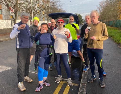 Dream Mile Runners
