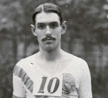 Alfred Shrubb