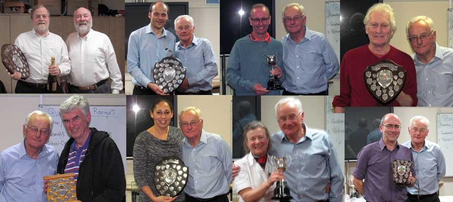 BAAC 2014 Awards Winners