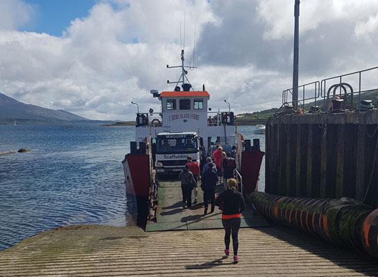 Bere Island (parkrun) Ferry