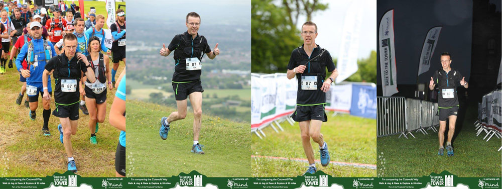 Ian Race to the Tower photos