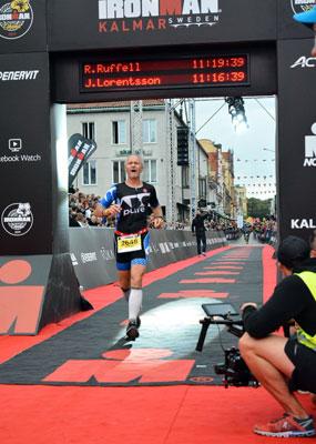 Ironman Richard Ruffell