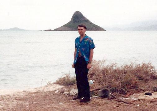 Roderick in Hawaii