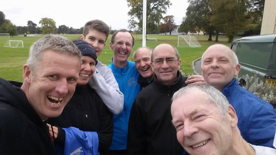 Sandhurst runners