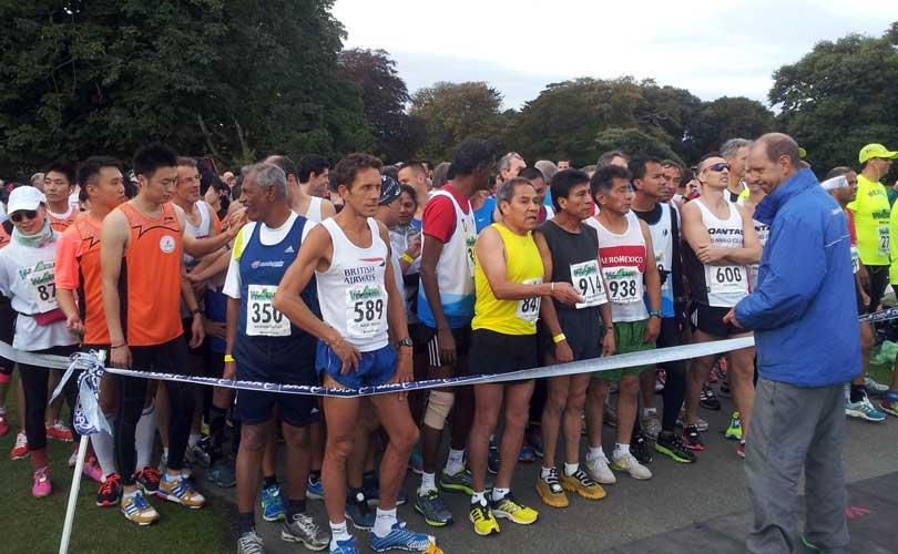 WARR Dublin 10k start