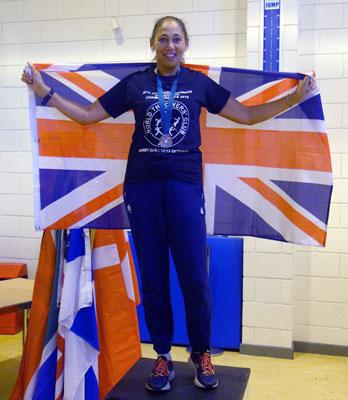 Janet at Hammer Decathlon